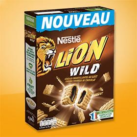 Test de céréales Lion Wild : 2000 paquets gratuits