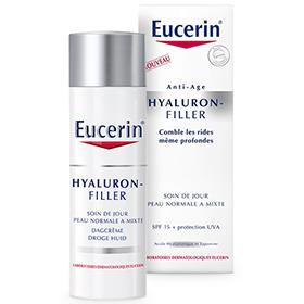 Test Eucerin : 5000 soins de jour Hyaluron-Filler gratuits