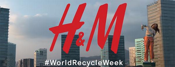 La semaine mondiale du recyclage de la mode