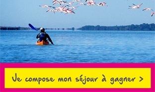 Jeu Hérault Tourisme : 4 séjours + activités à gagner