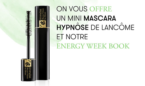 Mini Mascara Lancôme gratuit chez Sephora avec My Little