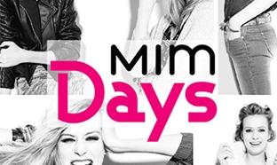 Bon plan Mim Days : jusqu'à 50% de remise + 15% de réduction