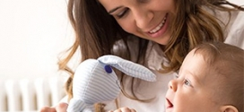Panel Nielsen : Cadeaux pour les futures et jeunes mamans