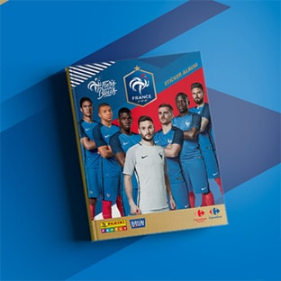 Carrefour cartes panini football collectionner offertes troc - France football gratuit ...