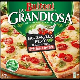 Jeu Croquons la Vie : 1000 pizzas Buitoni gratuites