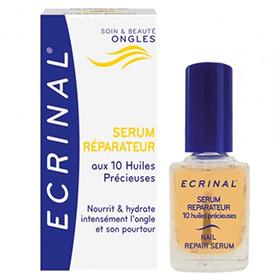 Test du sérum Ecrinal Réparateur ongles : 200 gratuits