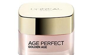 Échantillons gratuits de soins Age Perfect de L'Oréal Paris