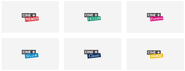 Les 6 chaînes Ciné+ offertes pendant 7 jours pour les abonnés Orange TV
