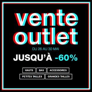 Celio Vente Outlet : De -50 à -60 % de remise immédiate