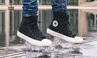 Promotion Converse + code promo