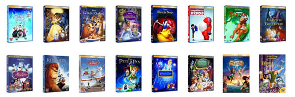 Promo DVD Disney