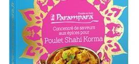 Échantillons gratuits de sachets d'épices Parampara