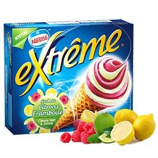 Test des sorbets Extrême : 2000 boîtes de glaces gratuites
