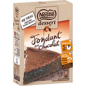 Test du fondant Nestlé Dessert : 2000 préparations gratuites