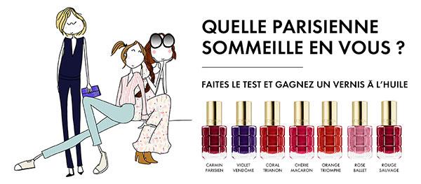 Des vernis à ongles L'Oréal Paris à gagner avec Elle