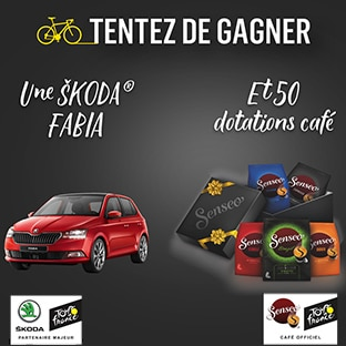 Jeu Tour de France – Senseo