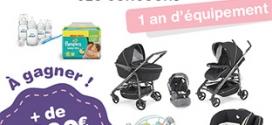 Jeu-concours Babies'R'Us : + de 4000€ de cadeaux à gagner