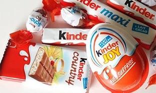 Instants gagnants Kinder : Des chocolats gratuits et 625 cadeaux à gagner