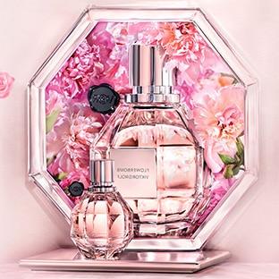 Jeu Flowerbomb : 20 parfums ou bains moussants à gagner
