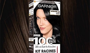 Jeu Garnier : 200 kits racines 100% Ultra brun à gagner