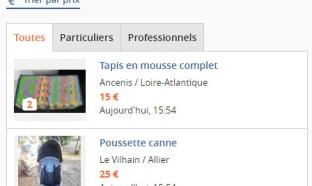 """Le Bon Coin : Les ventes """"obligatoirement"""" imposées ?"""