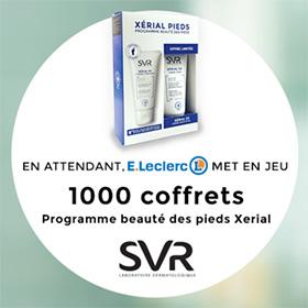 Jeu Leclerc Parapharmacie : 5001 cadeaux à gagner