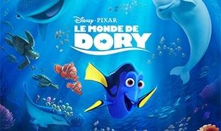 Jeu Flunch : 175 cadeaux Dory et Nemo à gagner