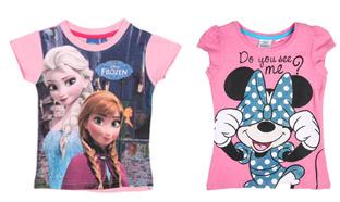 Bon plan Tati : 2000 T-Shirts Les Héros (Disney…) à 2.99€