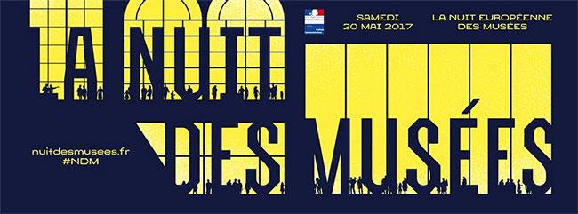 Nuit Européenne des musées : Entrées gratuites