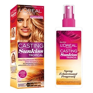 Test L'Oréal : 100 Sprays Casting Sunkiss gratuits