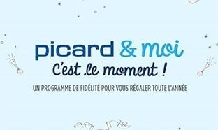Programme de fidélité Picard & Moi