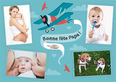 Posters photos vidéo Kinder gratuits