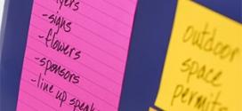 Échantillons gratuits de Post-it Super Sticky à recevoir