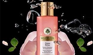 Test du soin hydratant Aqua Rosa de Sanoflore