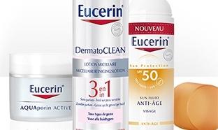 Test Eucerin : 90 soins anti-âge Eucerin gratuits