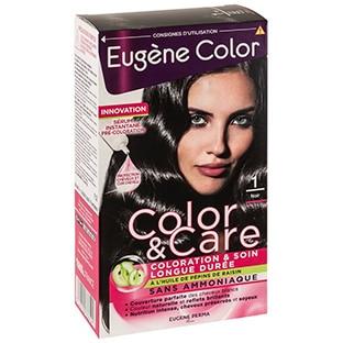 Test de la coloration Color&Care de Eugène Color : 150 gratuites
