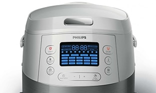 Test du Multicuiseur Philips Viva Collection : 10 gratuits