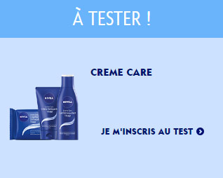 Tests produits gratuits Nivea