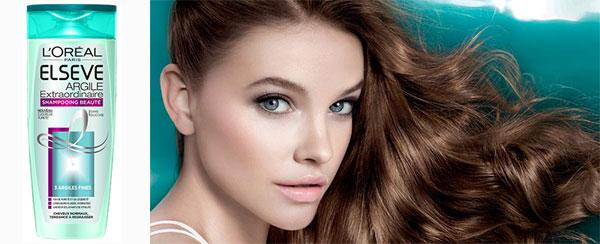 Testez gratuitement un shampooing Elsève de L'Oréal Paris avec Aufeminin