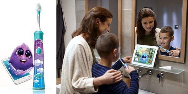 50 brosses à dents électriques Philips Sonicare For Kids gratuites