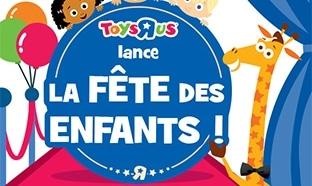 Toys R Us Fête des Enfants : Animations et cadeaux gratuits