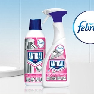Test Antikal Fresh Febreze : 5000 sprays et gels gratuits