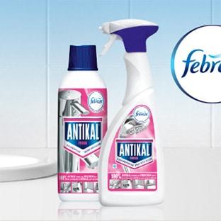 Test Antikal Fresh Febreze : 5000 sprays et gels gratuits