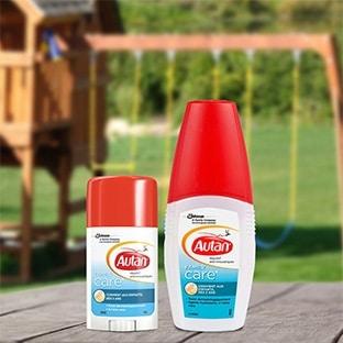 Test Les Initiés : Répulsifs anti-moustiques Autan gratuits