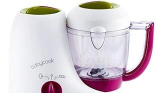 Soldes Oxybul : Cuiseur mixeur Babycook avec 50% de réduction