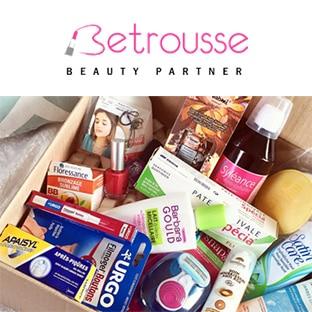 Tests de produits Betrousse : Recevez des cosmétiques