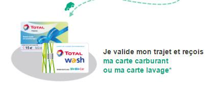 carte Total offerte avec BlaBlaCar