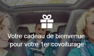 BlaBlaCar Covoiturage : Carte carburant Total de 15€ offerte