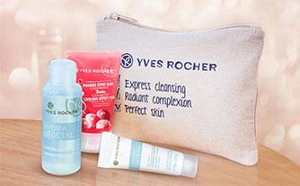 Un 3ème cadeau Yves Rocher offert