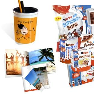 Jeu Kinder : 791 cadeaux dont 40 œuvres Madame Pop and Kids